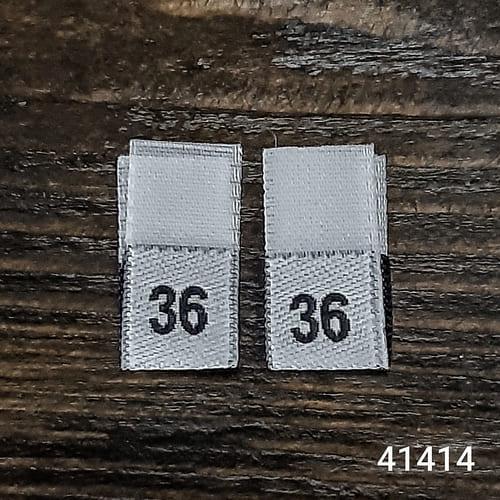 вышивка размерники  36