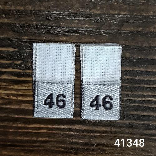 вышивка размерники  46