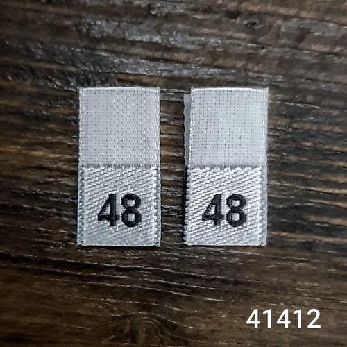 вышивка размерники  48