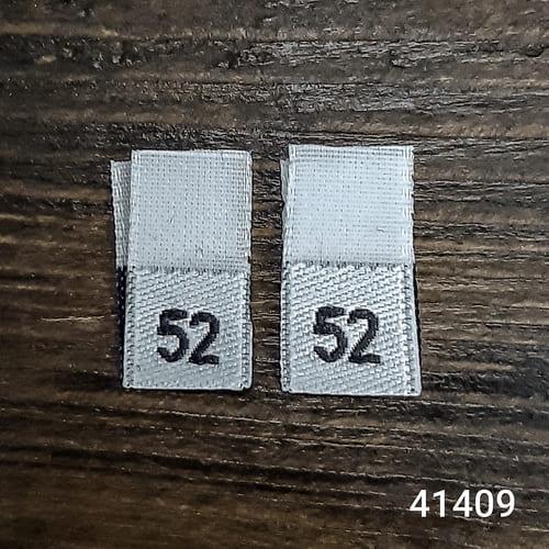 вышивка размерники  52