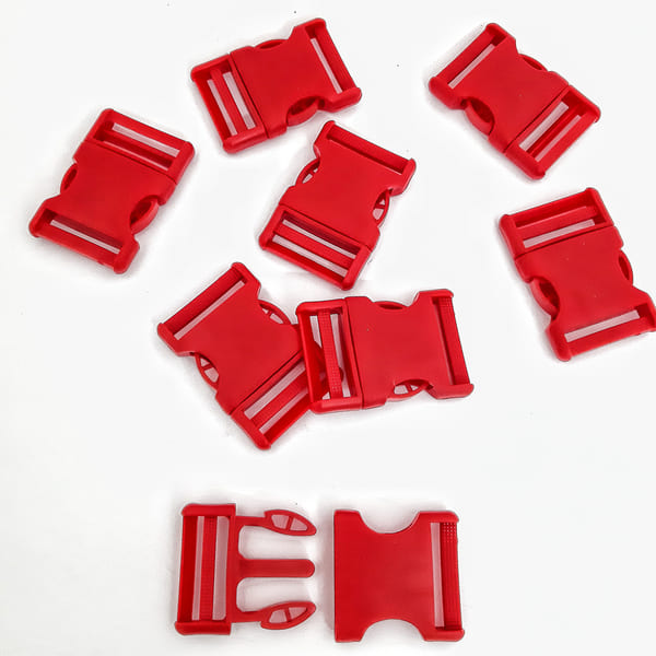 фастекс красный, 4 см