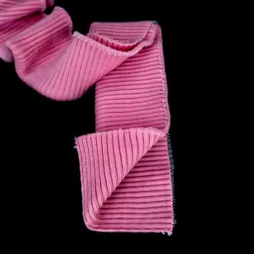 резинка довяз, розовая