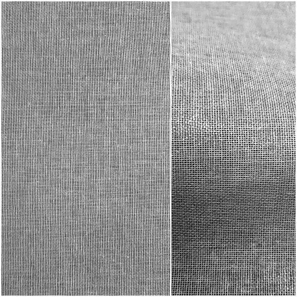 Дублерин воротничковый белый 127, 90 см