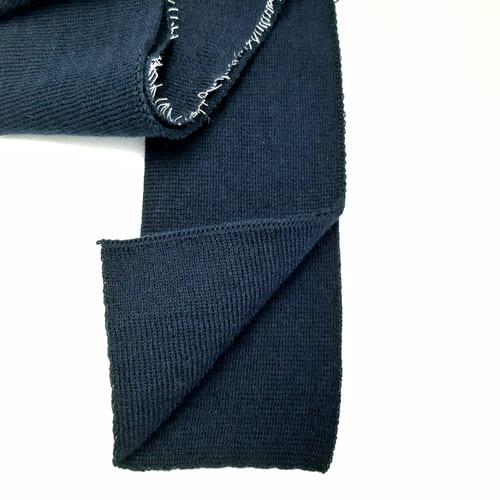 резинка довяз ластик, темно-синяя