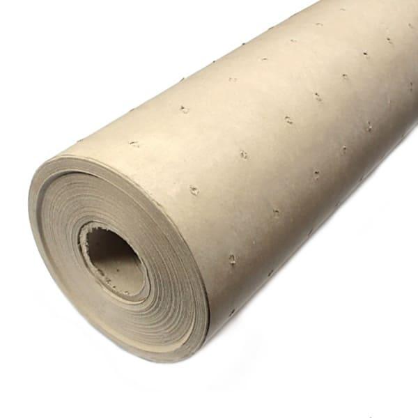 Бумага под настил макроперфорированная 80 г., 182 см. 210 м.