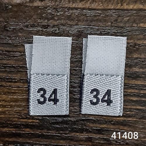 вышивка размерники  34