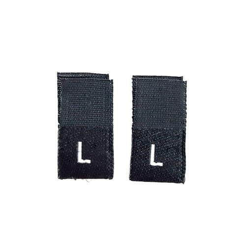 вышивка размерники  L