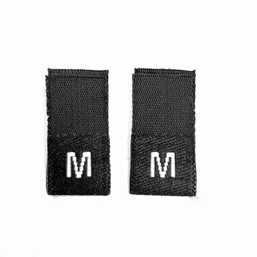 вышивка размерники  M