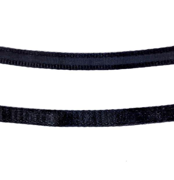 лента тунельная черная, 11мм