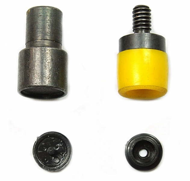 Матрица под кнопку пластмассовую D-12,5 мм