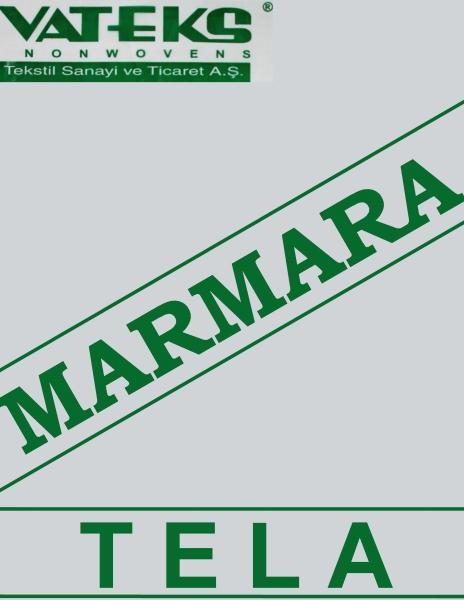 Флизелин Marmara (чёрный, 70см)