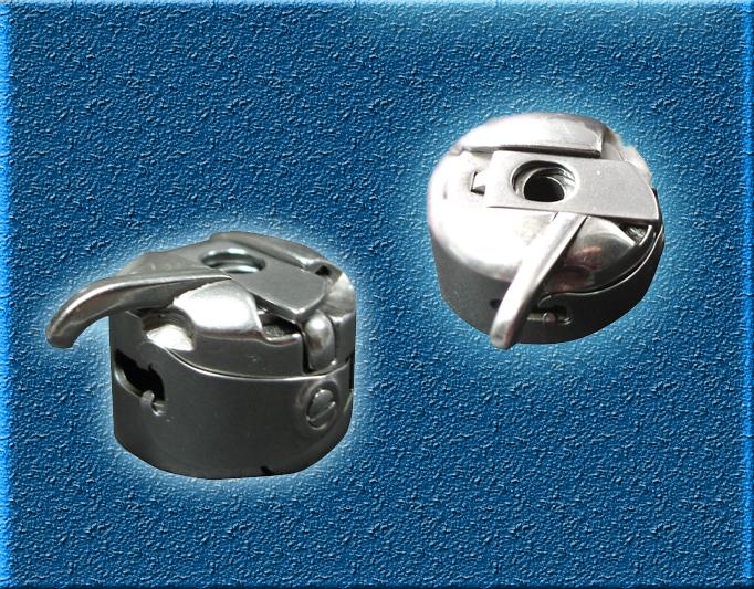 Шпульный колпачок (челнок), никель