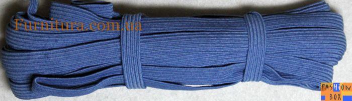 Резинка бельевая синяя, 1см