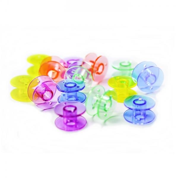 Шпульки пластиковые, поштучно