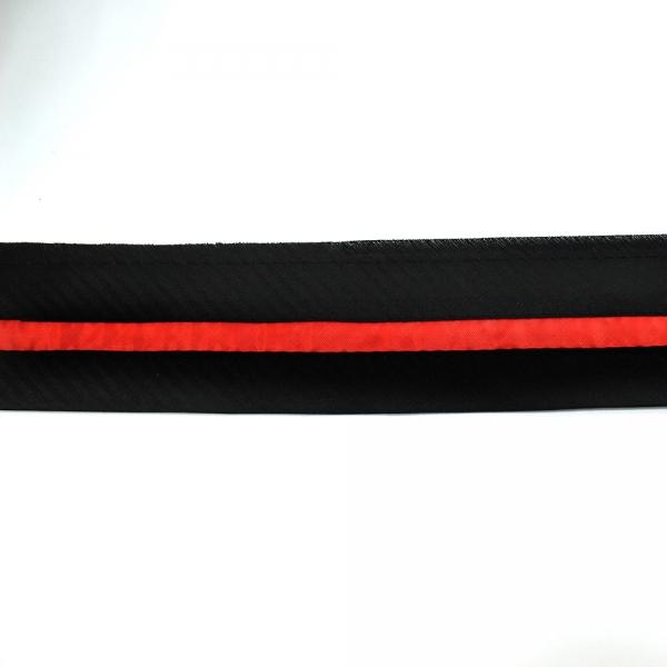 Корсажная лента красная, 5 см