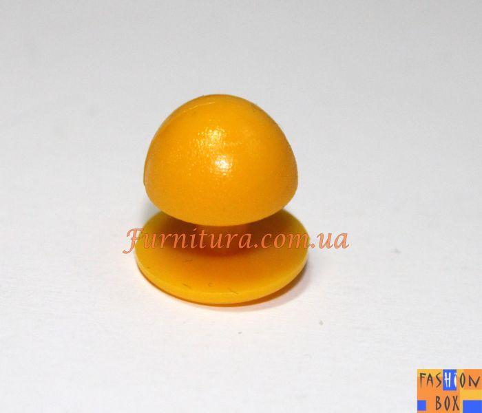 Пуговицы для поварских костюмов желтые