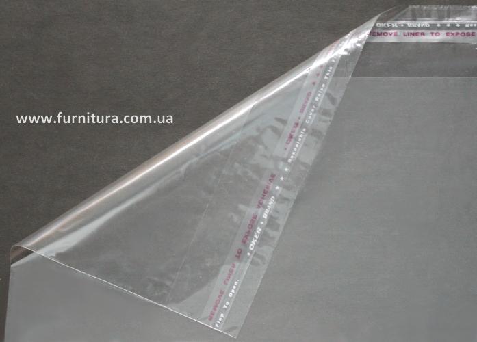 Пакеты полипропиленовые с клапаном 26х25 , 30 микрон