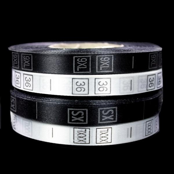 Размерник накатанный Saten(сатин) с 1-40