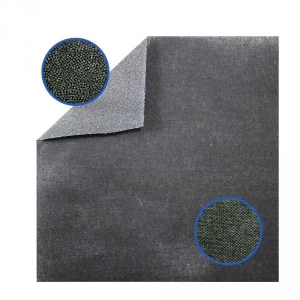 Дублерин воротничковый 137 черный, 90 см