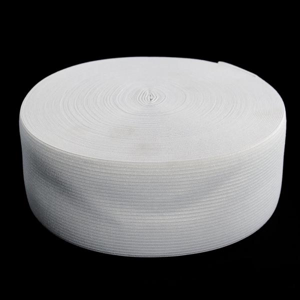 Резинка бельевая белая, 6 см