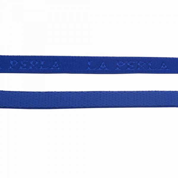 Резинка для бретелей Италия, электрик, 1 см (от 10 м.)