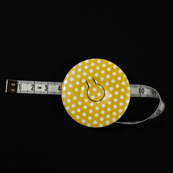 Сантиметр рулетка Rolfix decor, 1.5 м