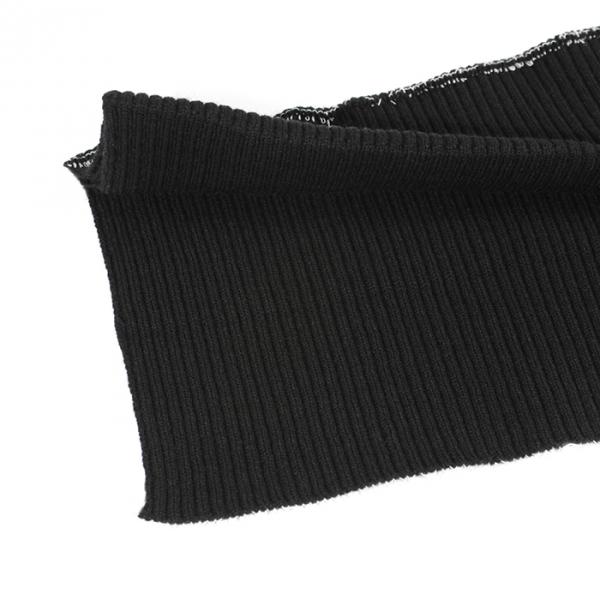Резинка довяз, черная