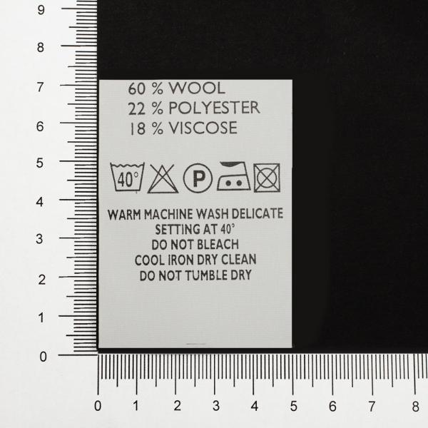 Бирка, 5х7 см, полиэфир