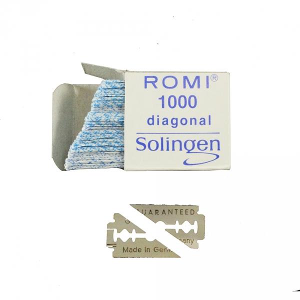 Лезвие скорняжное 0.15 Romi Solingen