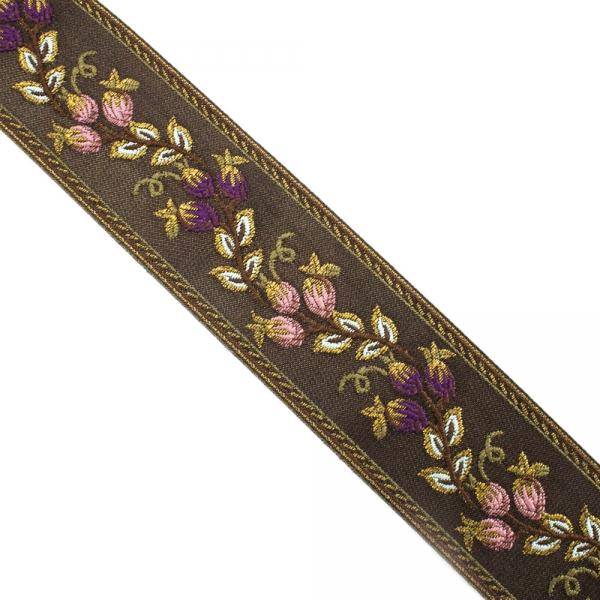 Тесьма текстильная, 6 см