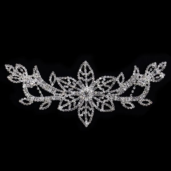 Декор фрагмент стекло + металл