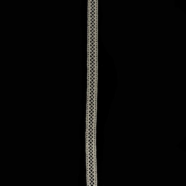 Кружево кроше натуральное, 1.5-2 см
