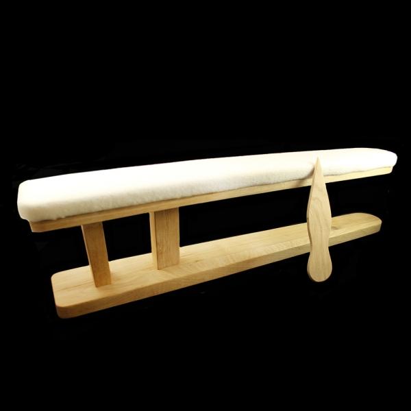 Бигельбок деревянный, 10х65 см