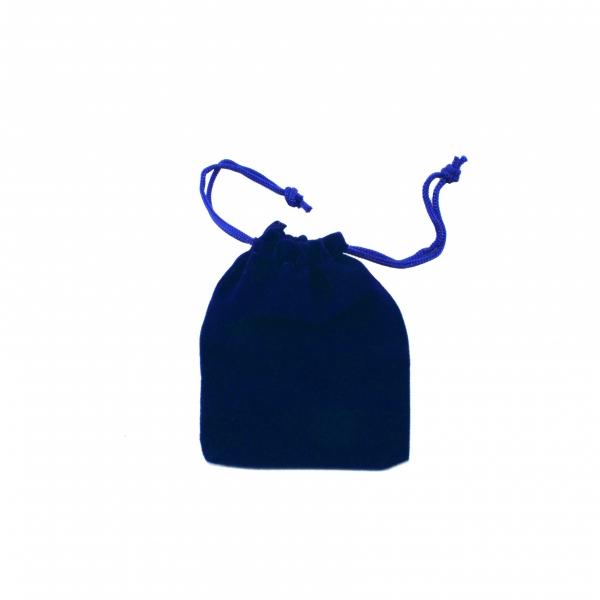 Мешочек для упаковки 7х9 см, синий