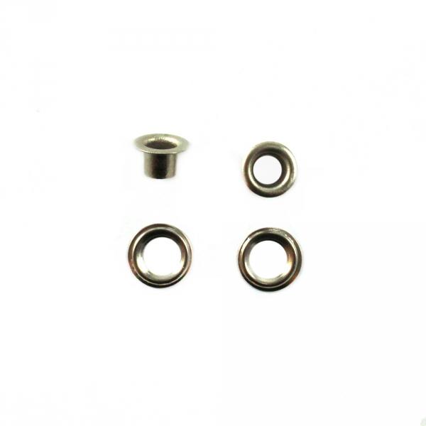 Блочка никель, 4 мм, антимагнит+кольцо