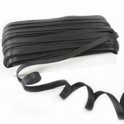 Резинка для бретель черная, 1 см