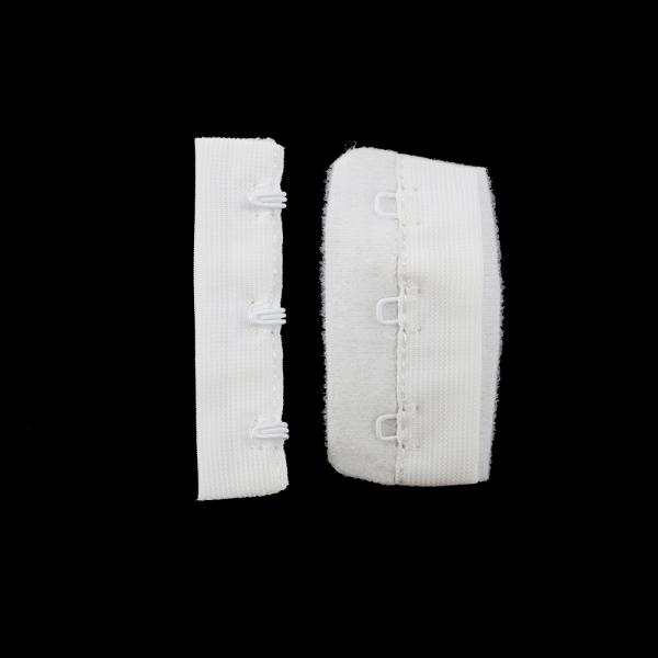 Застежка-удлинитель на три ряда, бежевая