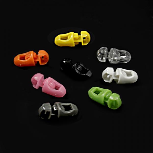 Карабин пластиковый цветной