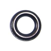 Кольцо под блочку оксид, 6мм