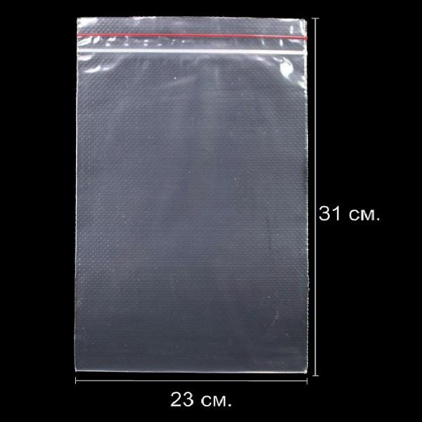 Пакет зип 23х31