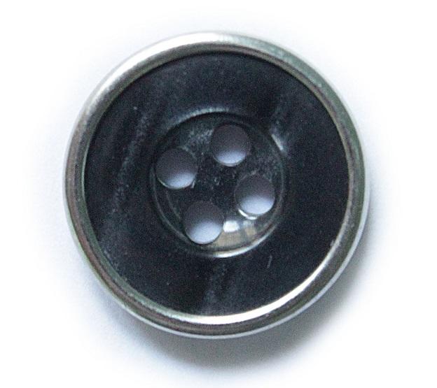 Пуговица универсал, 15 мм