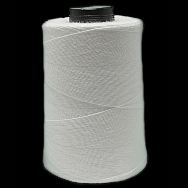 Нитка мешкозашивочная, белая