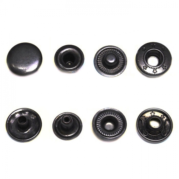 Кнопка средняя оксид Alfa, 15 мм