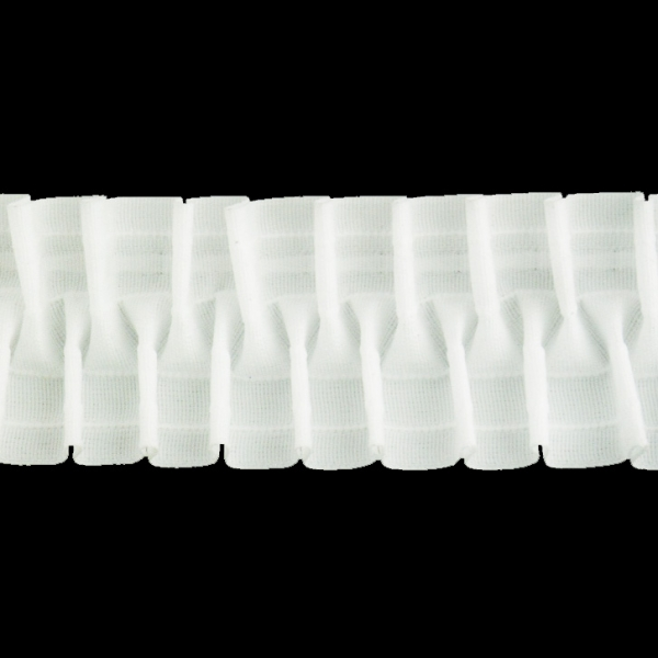 Лента для штор вафельная, 6 см