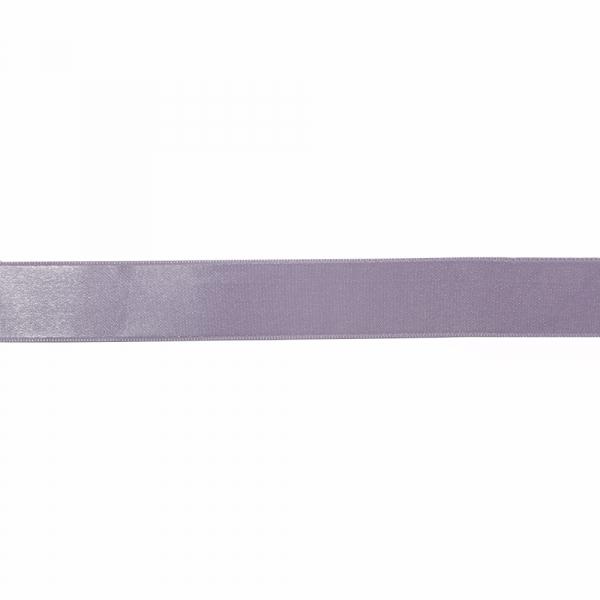 Лента атласная сиреневая, 3 см