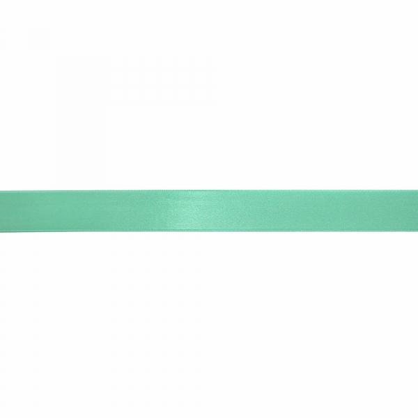 Лента атласная светло-голубая, 3 см