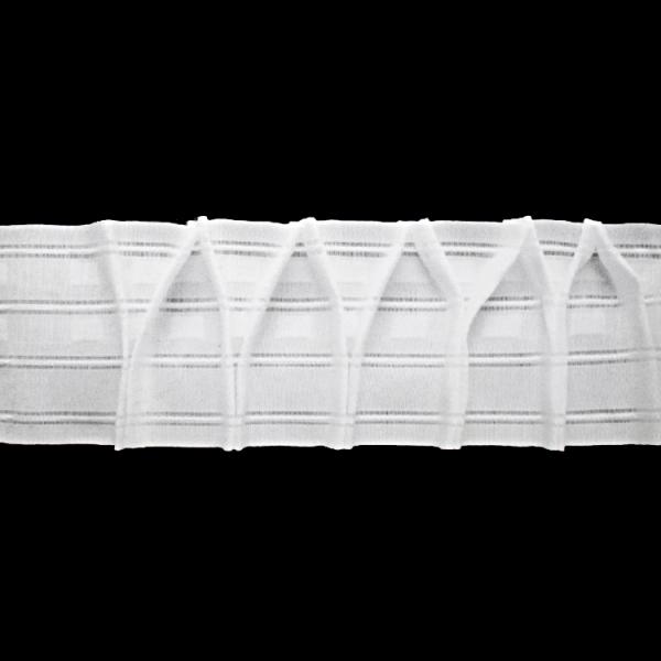 Лента для штор пучковая, 10 см