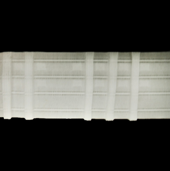 Лента для штор тройная складка, 10 см
