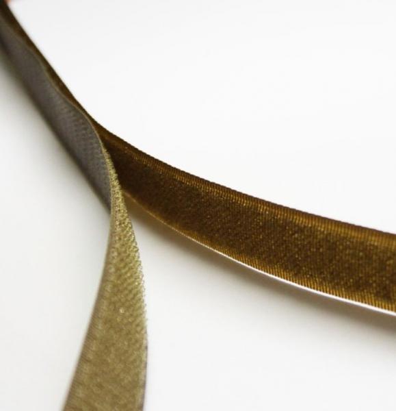 Липучка (текстильная застежка) хаки, 2 см