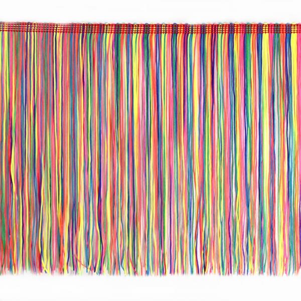 Бахрома танцевальная радуга, 20 см
